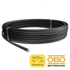 Круглая проволока RD 10-PVC диаметром 10 мм, бухта 75м/50кг