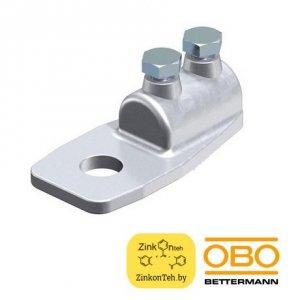 Клемма 280 8-10 для присоединения проволоки к поверхности