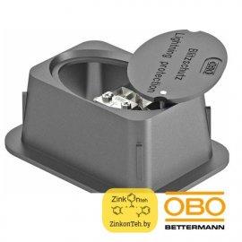 Разъединительная коробка A5700 DIN с разделительным зажимом